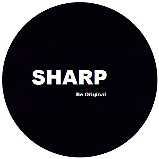 Sharp's logo
