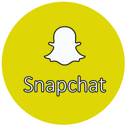 Snap Chat's logo